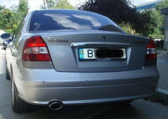 Din0c 2004 Daewoo Nubira Specs  Photos  Modification Info