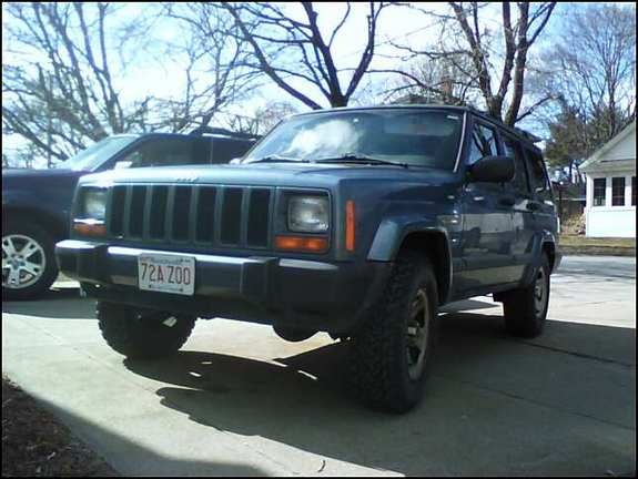 Another jc3149 1999 Jeep Cherokee post... - 9695380