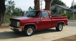 dads86shorty 1986 Chevrolet Silverado-(Classic)-1500-Regular-Cab