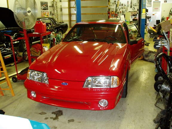 Another ranger454 1991 Ford Mustang post... - 8734654
