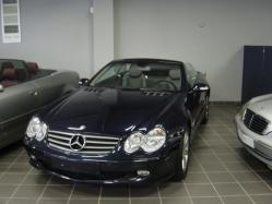 Roadborns 2004 Mercedes-Benz SL-Class