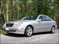 Roadborns 2004 Mercedes-Benz E-Class