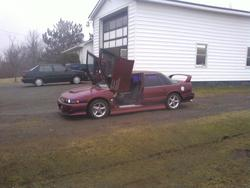 mean_olds 1993 Oldsmobile Cutlass Supreme