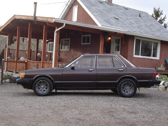 Another Harry___ 1984 Nissan Maxima post... - 8734827