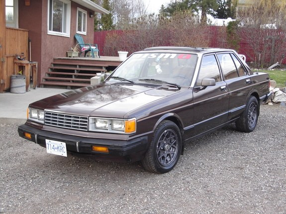 Another Harry___ 1984 Nissan Maxima post... - 8734828
