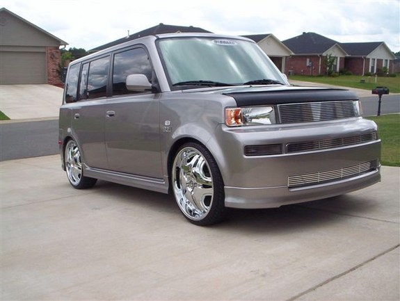 501xb 2005 scion xb specs photos modification info at. Black Bedroom Furniture Sets. Home Design Ideas