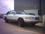 russellkeys's 1993 Lincoln Town Car