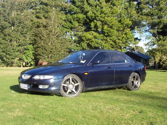 1992 mazda eunos 500 related infomation specifications