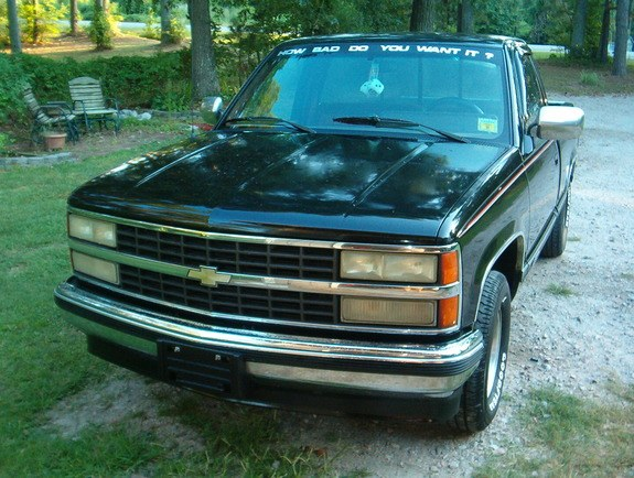 Another b_daddyryhme 1990 Chevrolet C/K Pick-Up post... - 8741333