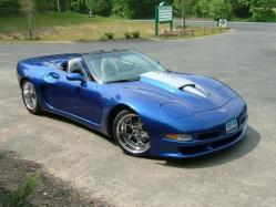 manovettes 2001 Chevrolet Corvette