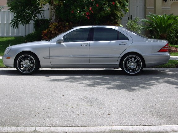 cityboi1977 39 s 2002 mercedes benz s class in pembroke pines fl. Black Bedroom Furniture Sets. Home Design Ideas