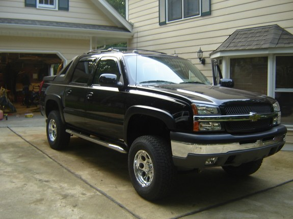 blackss07 2005 chevrolet avalanche specs photos. Black Bedroom Furniture Sets. Home Design Ideas