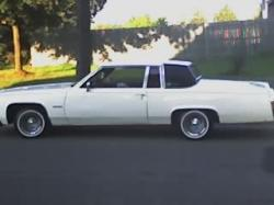 kcmacking816s 1982 Cadillac DeVille