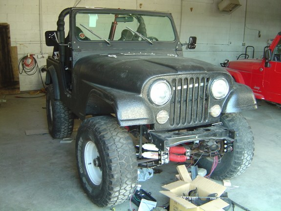 Jeep Steering Stabilizer >> rhinolinedcj 1980 Jeep CJ5 Specs, Photos, Modification Info at CarDomain
