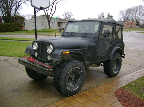 Rhinolinedcj 1980 Jeep Cj5 Specs Photos Modification Info At Cardomain