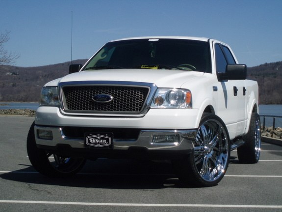 mostwanted4d 2005 ford f150 supercrew cab specs photos modification info at cardomain. Black Bedroom Furniture Sets. Home Design Ideas