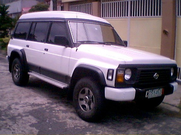 Another vinz777 1995 Nissan Patrol post... - 8745145