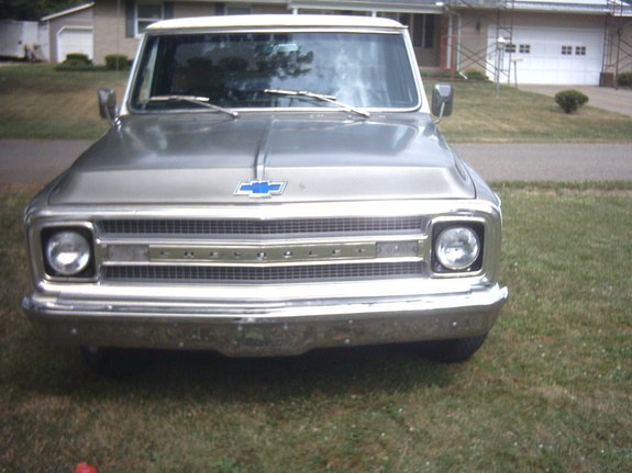 Bill8706 1969 Chevrolet C/K Pick-Up 8744721