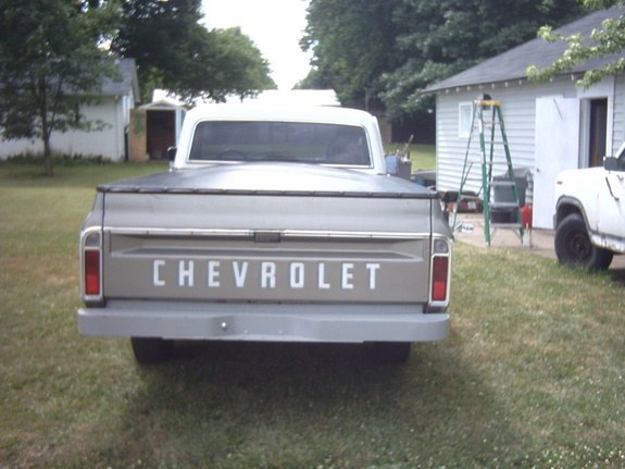 Bill8706 1969 Chevrolet C/K Pick-Up 8744724