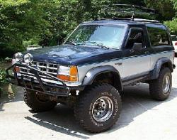 JBFordowners 1989 Ford Bronco II