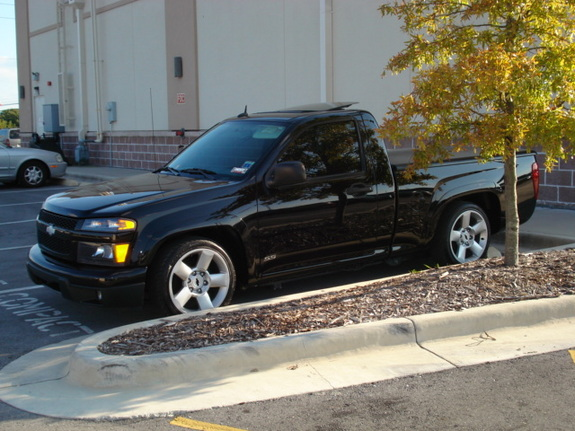 Viper300tt 2005 Chevrolet Colorado Regular Cab Specs