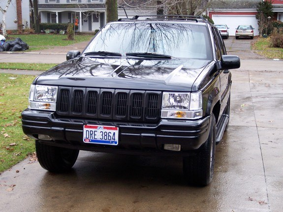 Porsche North Olmsted >> Zero8985's 1997 Jeep Grand Cherokee in North Olmsted, OH