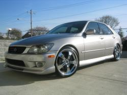 tonyles 2003 Lexus IS