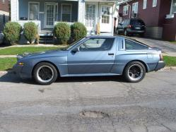 UpstateQuest 1987 Chrysler Conquest
