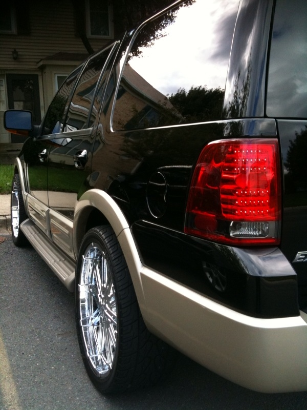 TycoonMD's 2006 Ford Expedition