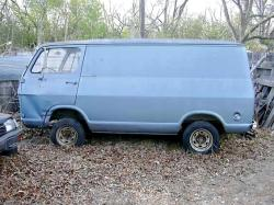 CARPEDDLER 1965 Chevrolet Panel Van
