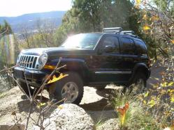 Jz4x4DAK 2006 Jeep Liberty