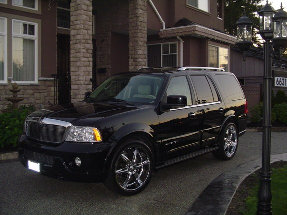 vancitysnavi 2004 lincoln navigator specs photos. Black Bedroom Furniture Sets. Home Design Ideas