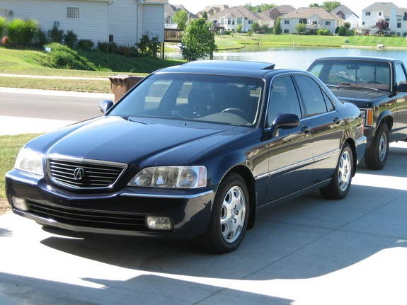 Fort Wayne Acura >> MaciekSzaferski 1999 Acura RL Specs, Photos, Modification ...
