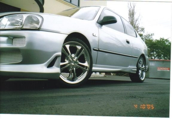 Another sexualthrills 2001 Hyundai Accent post... - 8761541