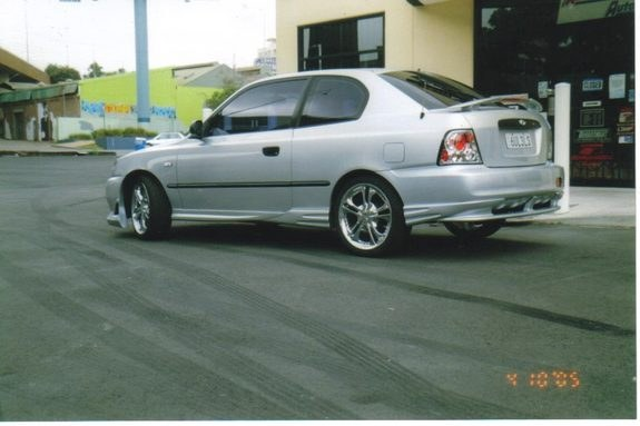 Another sexualthrills 2001 Hyundai Accent post... - 8761542