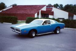 Claude60 1973 Dodge Charger