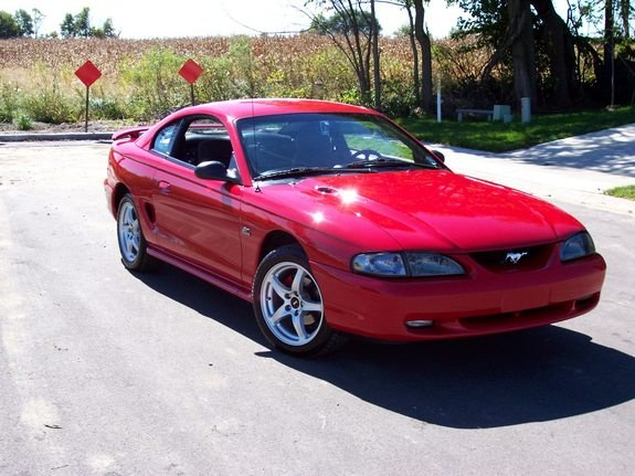 1995 mustang gt 1995 ford mustang specs photos modification info at cardomain. Black Bedroom Furniture Sets. Home Design Ideas