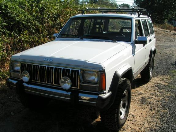 Another brother_nick88 1990 Jeep Cherokee post... - 8758904