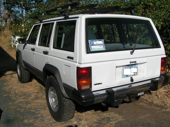 Another brother_nick88 1990 Jeep Cherokee post... - 8758905