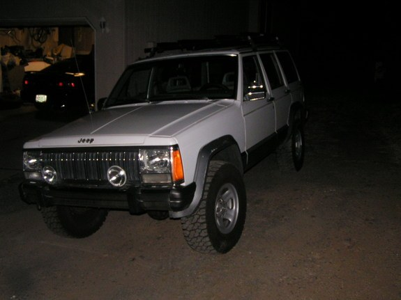 Another brother_nick88 1990 Jeep Cherokee post... - 8758906