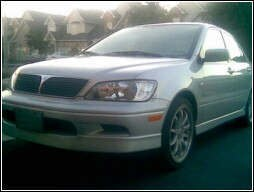 Another lancer_ozralley 2003 Mitsubishi Lancer post... - 8760413