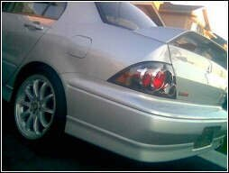 Another lancer_ozralley 2003 Mitsubishi Lancer post... - 8760414