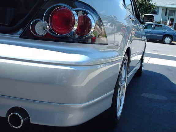 Another lancer_ozralley 2003 Mitsubishi Lancer post... - 8760425