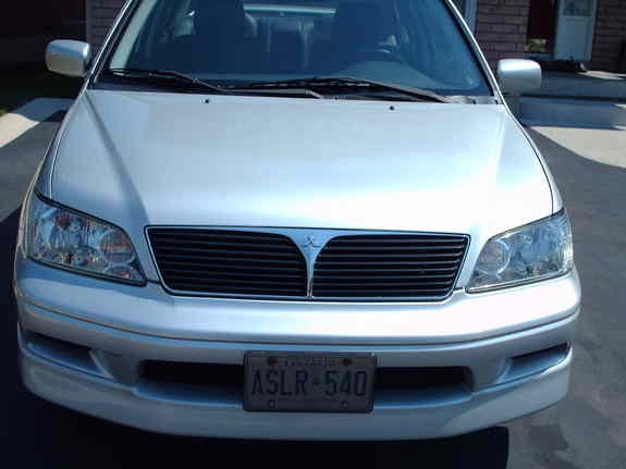 Another lancer_ozralley 2003 Mitsubishi Lancer post... - 8760426