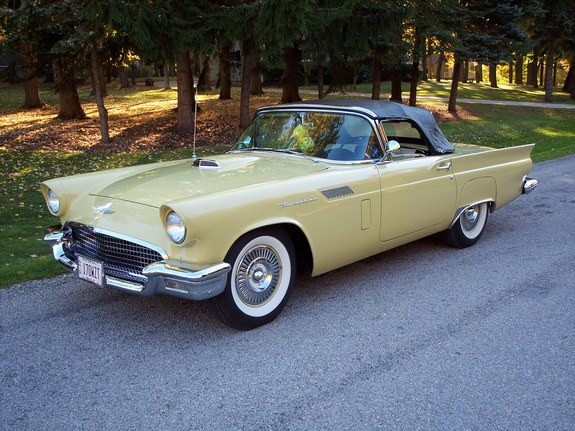 Another RollingThunder57 1957 Ford Thunderbird post... - 8761466