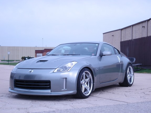 crxandintegra 2006 nissan 350z specs photos modification. Black Bedroom Furniture Sets. Home Design Ideas