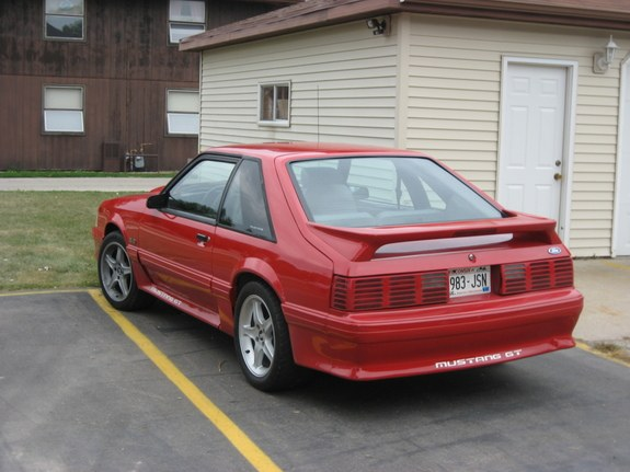 Another usask8er1 1989 Ford Mustang post... - 8761226