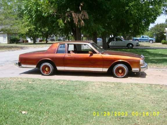 Another nortexslabs 1983 Cadillac Brougham post... - 8826131