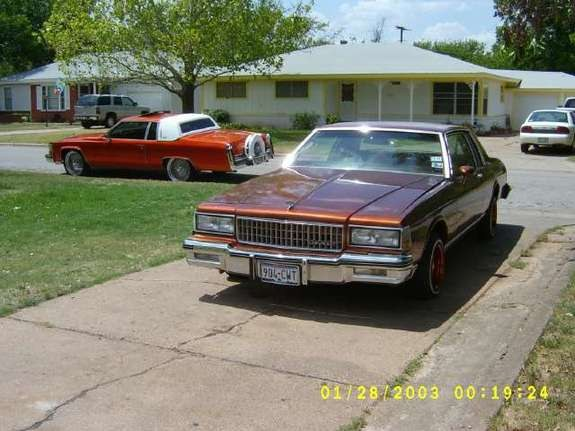 Another nortexslabs 1983 Cadillac Brougham post... - 8826133