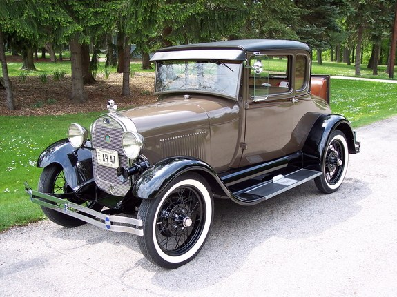 RollingThunder57 1929 Ford Model A Specs, Photos, Modification Info at CarDomain